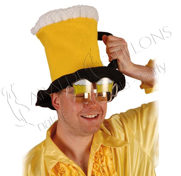 Cappello festa della Birra con boccale