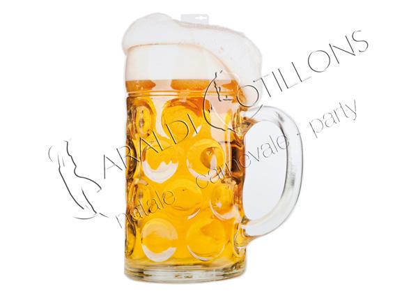 Decorazione boccale birra