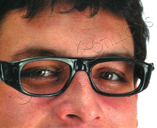 Occhiali studente Nerd senza lenti