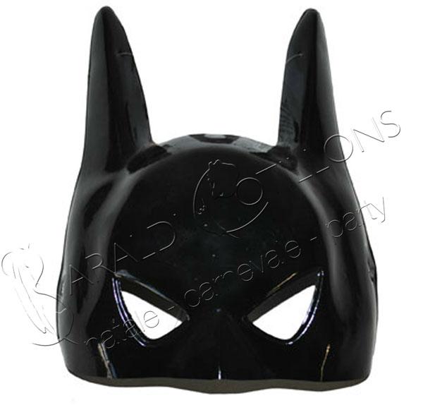 Maschera modello Batman - uomo pipistrello