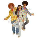 Camicia hippie anni 70
