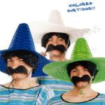 Sombrero colorato