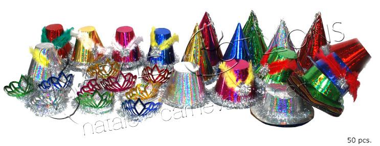 Cappelli Hologram Conf 50 pz