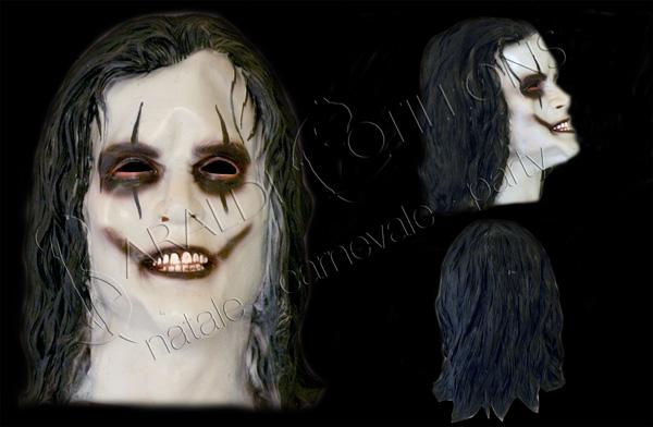 Maschera Il Corvo - The Crow