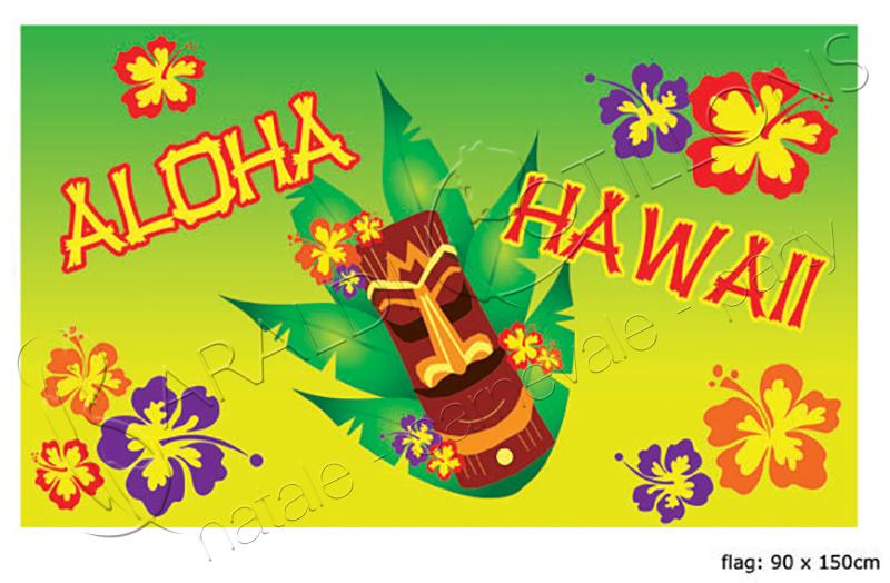 Bandiera aloha hawaii pf004-bigger