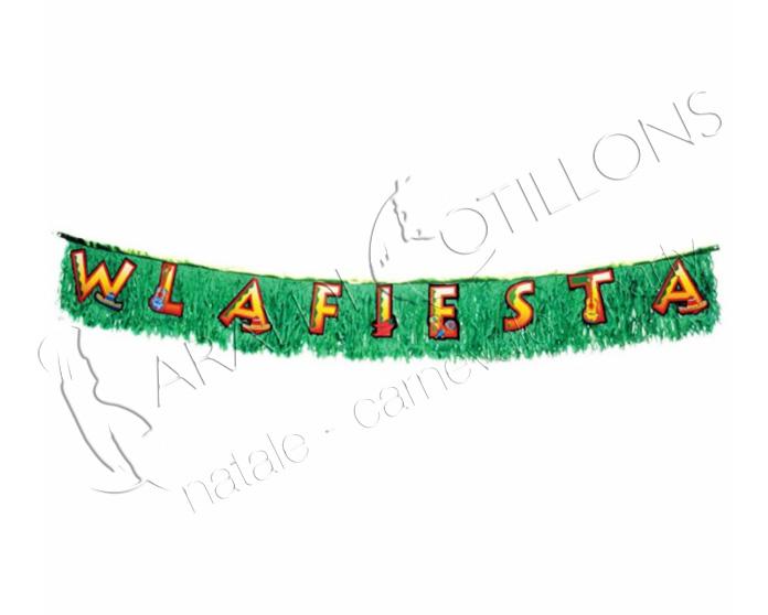 Festone W LA FIESTA mt 1,50