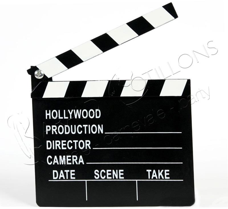 ciak hollywood  CIAK Hollywood Party - FESTE A TEMA - Baraldi Cotillons