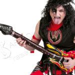 Chitarra rock gonfiabile