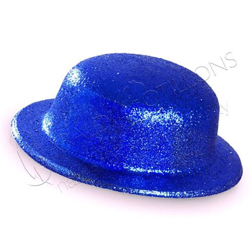 Bombetta Glitter Blu
