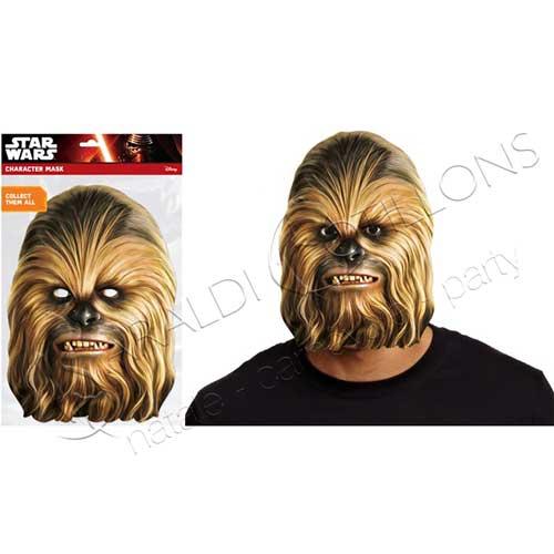 Maschera Chewbecca Star Wars