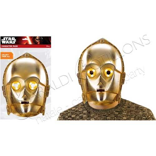 Maschera C-3PO Star Wars