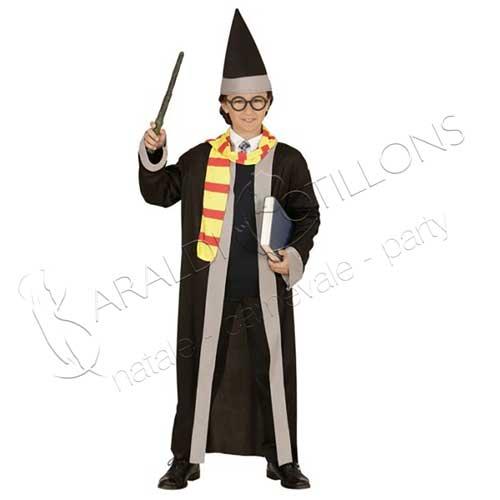 Costume stile Harry Potter 11 - 13 ANNI