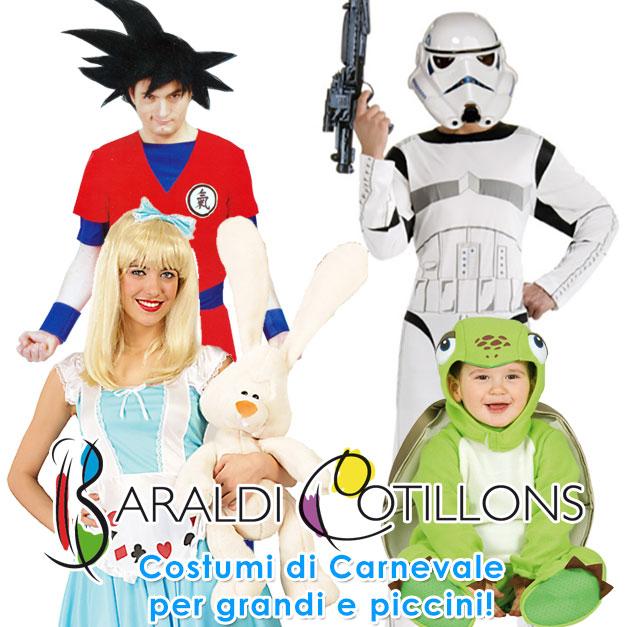 costumi carnevale Modena