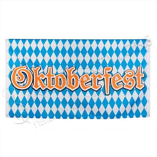 Bandiera Oktoberfest mt 1,50