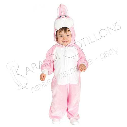Costume Coniglietto Baby 12 - 24 mesi