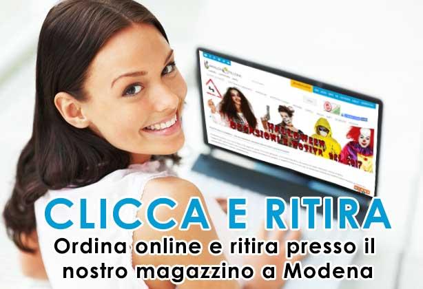 Clicca e Ritira a Modena