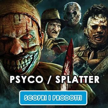 Psyco Splatter Halloween