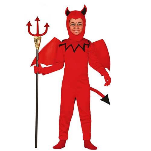 Costume Diavolo Bimbo 3 - 4 anni
